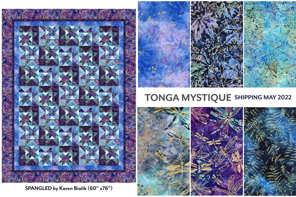 TONGA MYSTIQUE