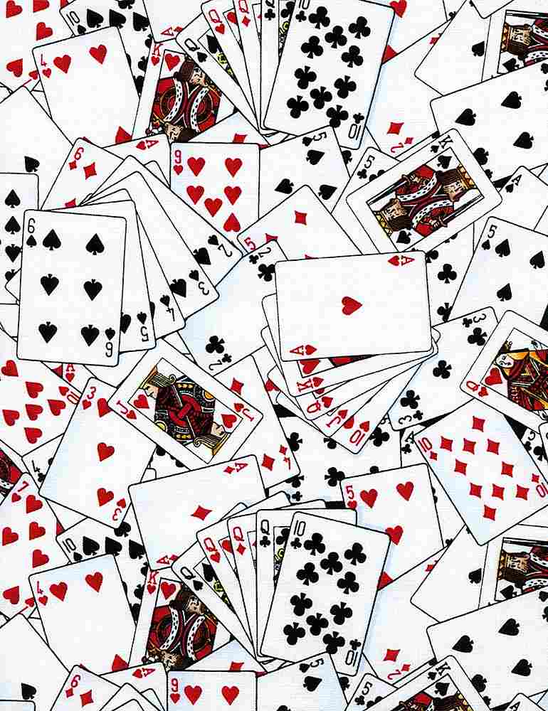 FUN-C1451/WHITE / CARDS