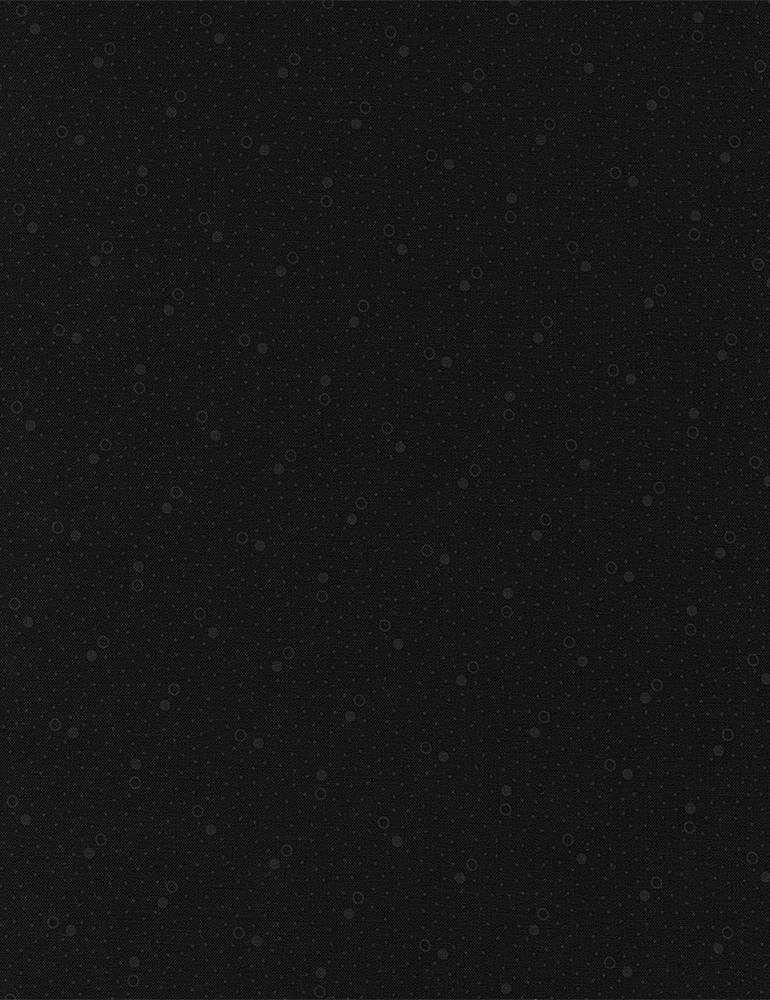 HUE-C1717/BLACK / DOTTEXTURE