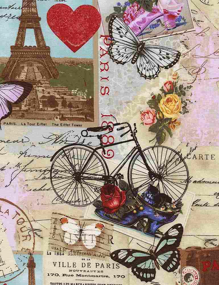 PARIS-C2299/ANTIQUE / PARIS