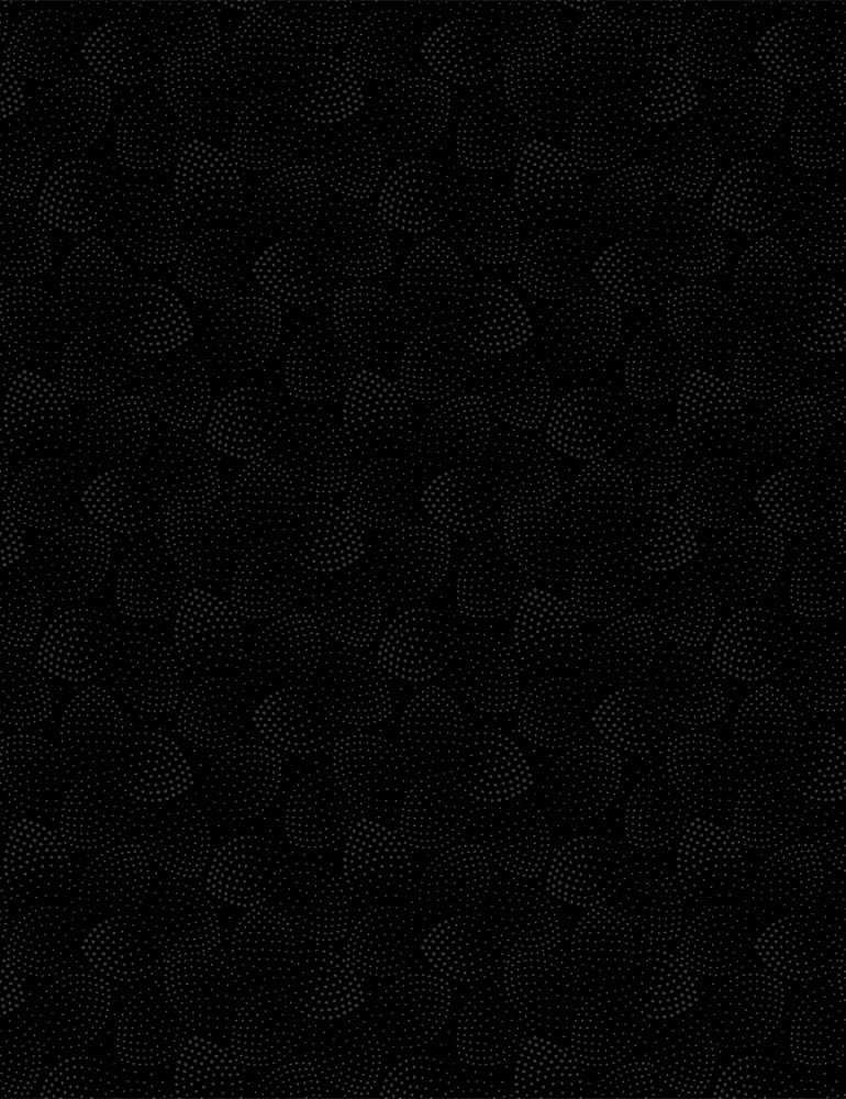 HUE-C5148/BLACK / DOTTYLEAVES
