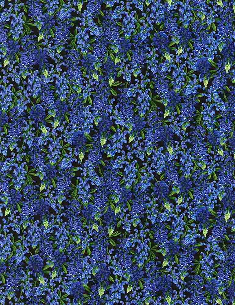 REVERIE-C6071/BLUE / BLUEBONNETS
