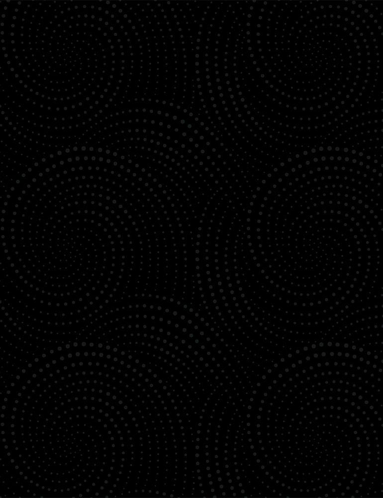 HUE-C6076/BLACK / SPIRALDOTS