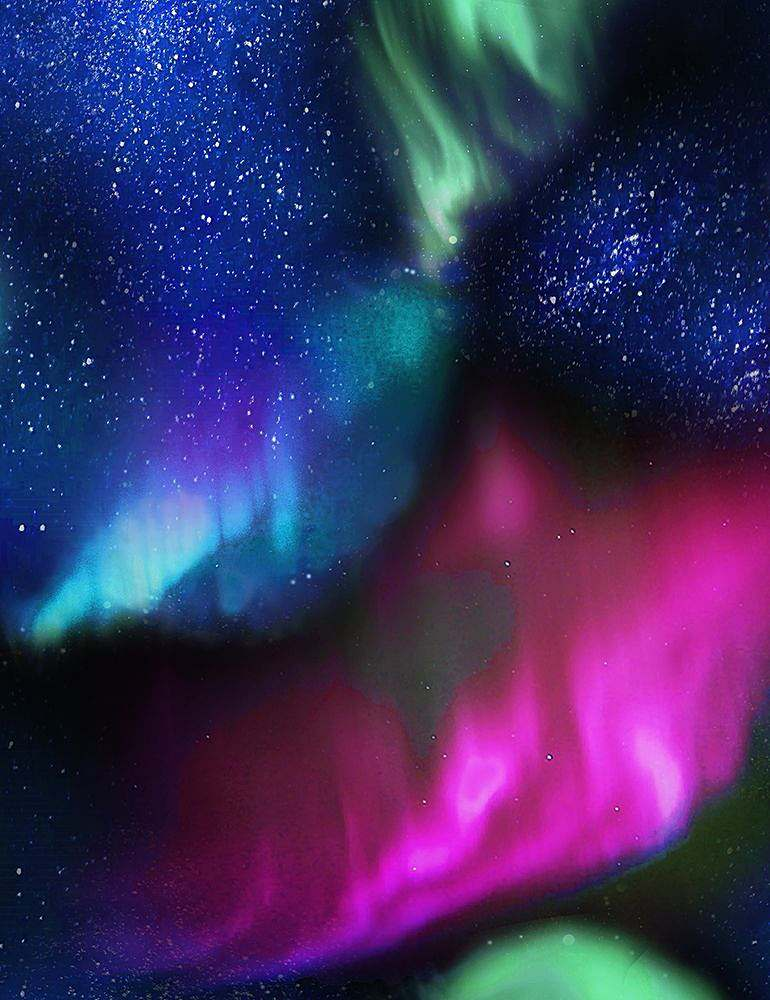 NATURE-C6792/NIGHT / AURORASKY