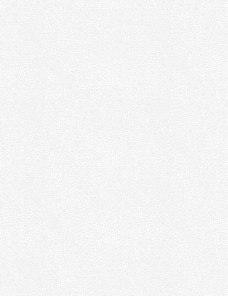 HUE-C7107/WHITE / REPTILESCALES