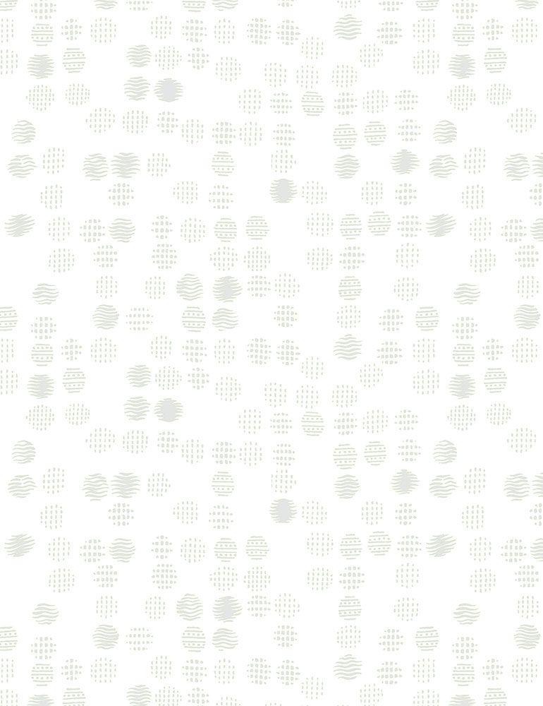 HUE-C7105/WHITE / GEODOTS