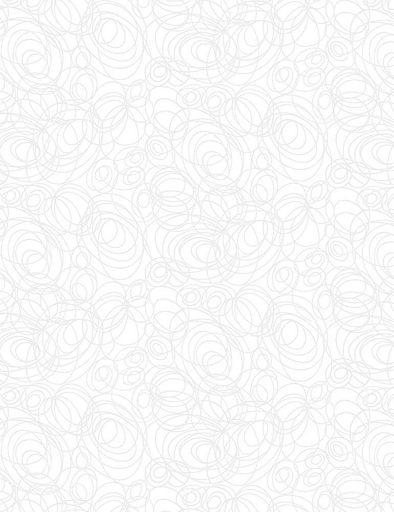 HUE-C7106/WHITE / SCRIBBLE