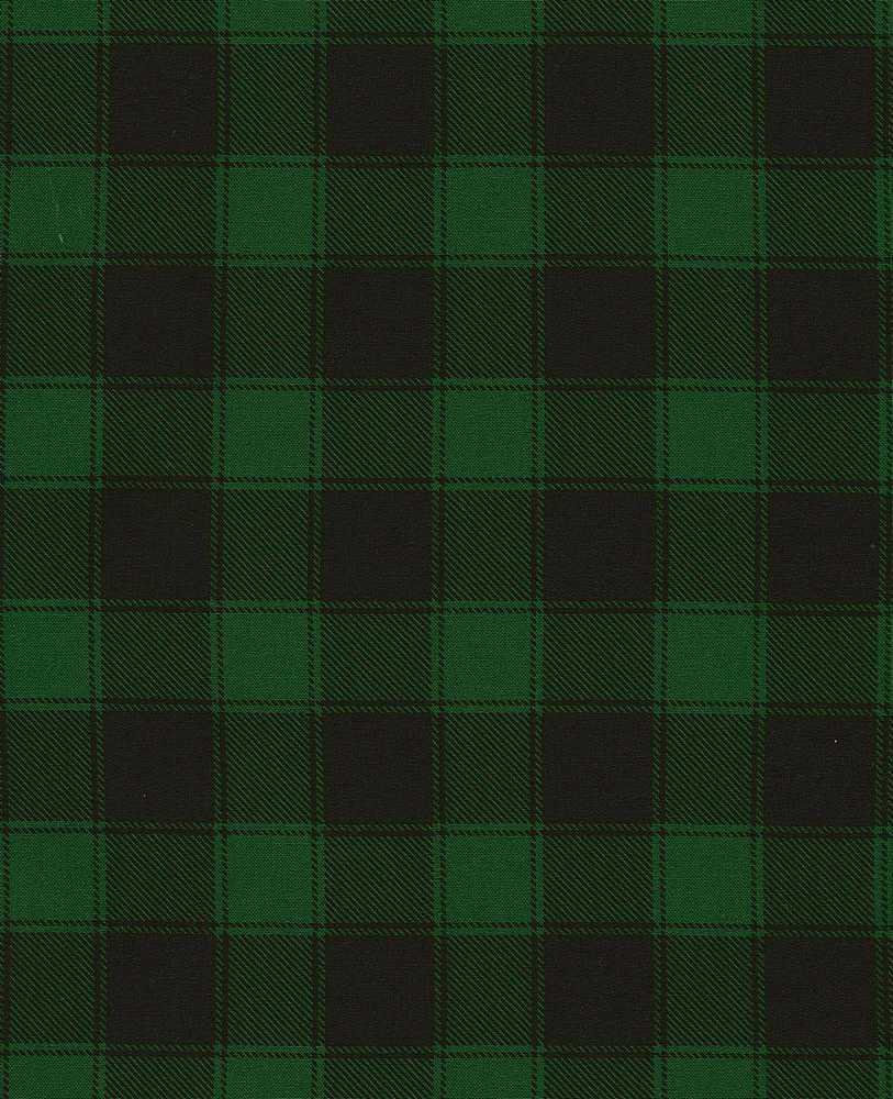 HOLIDAY-CF5784/GREEN / BUFFALOCHECK
