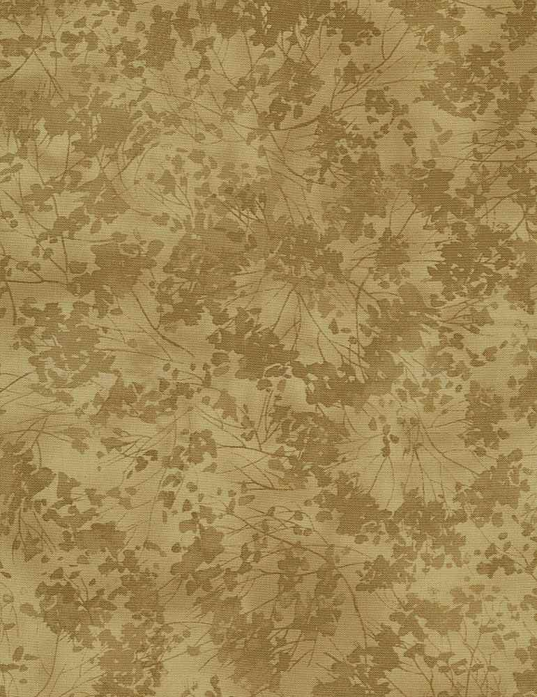 NATURE-C7412/TAUPE / LEAFTEXTURE