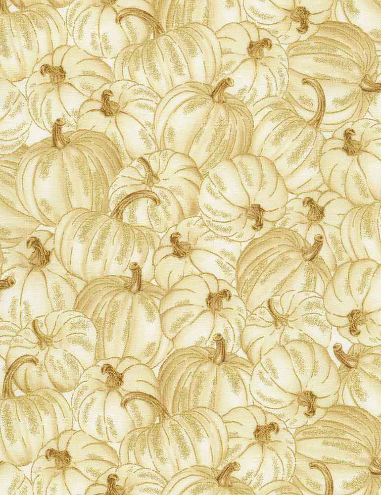 HARVEST-CM7696 / CREAM / PACKED CREAM PUMPKINS