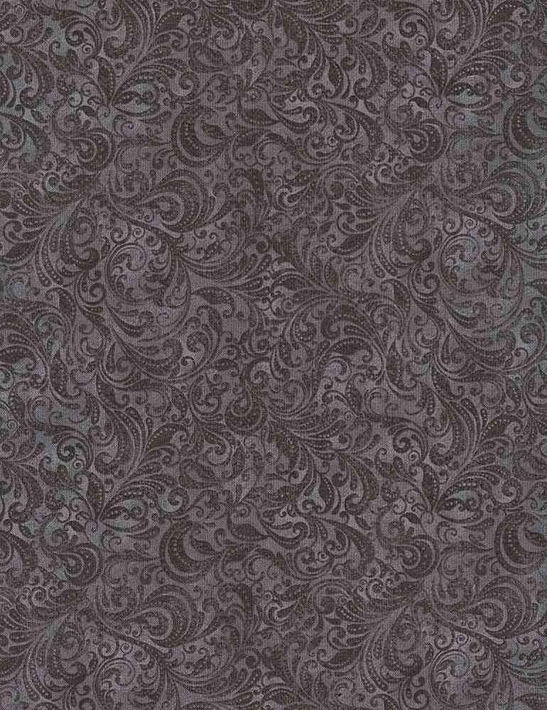 BELLE-C7800 / GREY / DELICATE FILAGREE