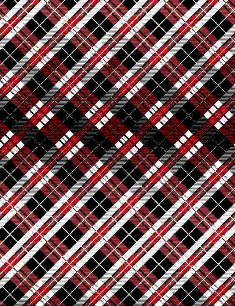 GAIL-C7747/RED / RED,BLACKANDWHITEPLAID