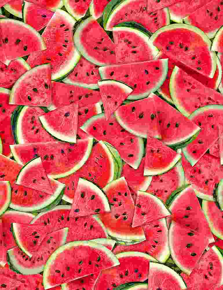 FRUIT-C7965 / PINK / PACKED WATERMELON SLICES