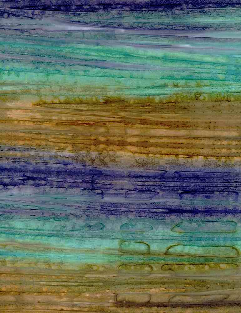 TONGA-B8007 / LAKE / WATERCOLOR STREAKS