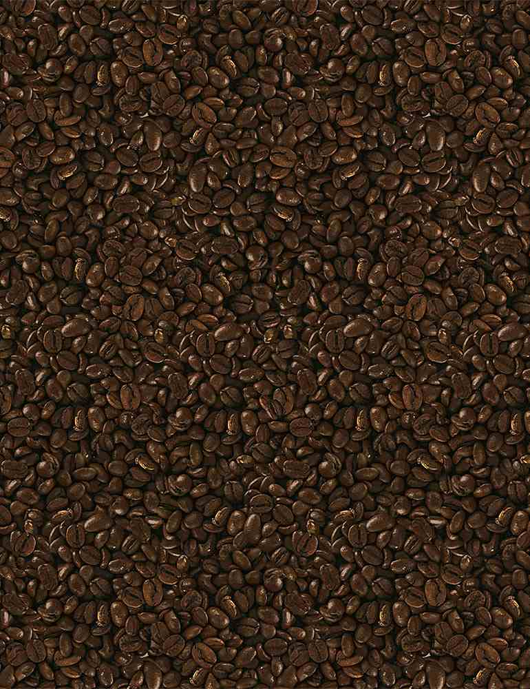 COFFEE-C7986 / BROWN / COFFEE BEANS