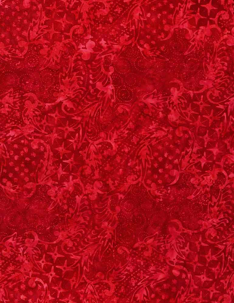 TONGA-B8038 / RED / ECLECTIC TASTES