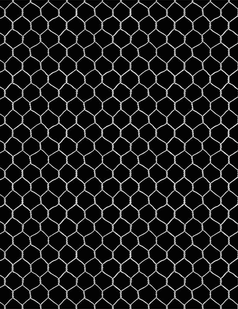 FARM-C8148 / BLACK / CHICKEN COOP WIRE