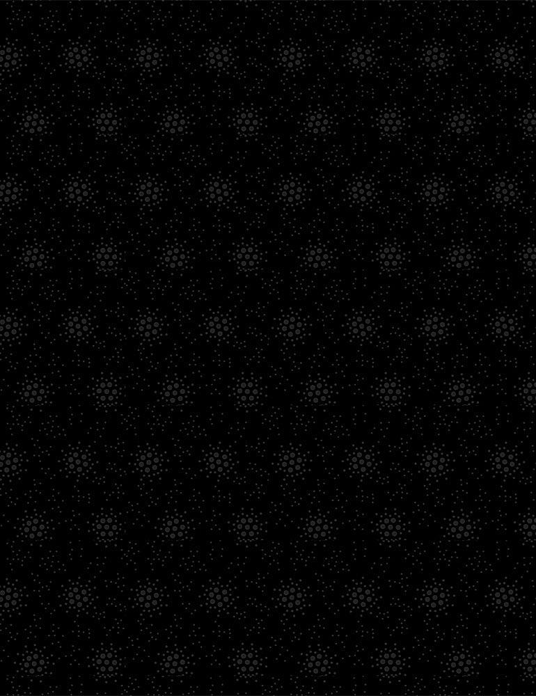 HUE-C8190/BLACK / ANTIQUEFLORALPATTERN