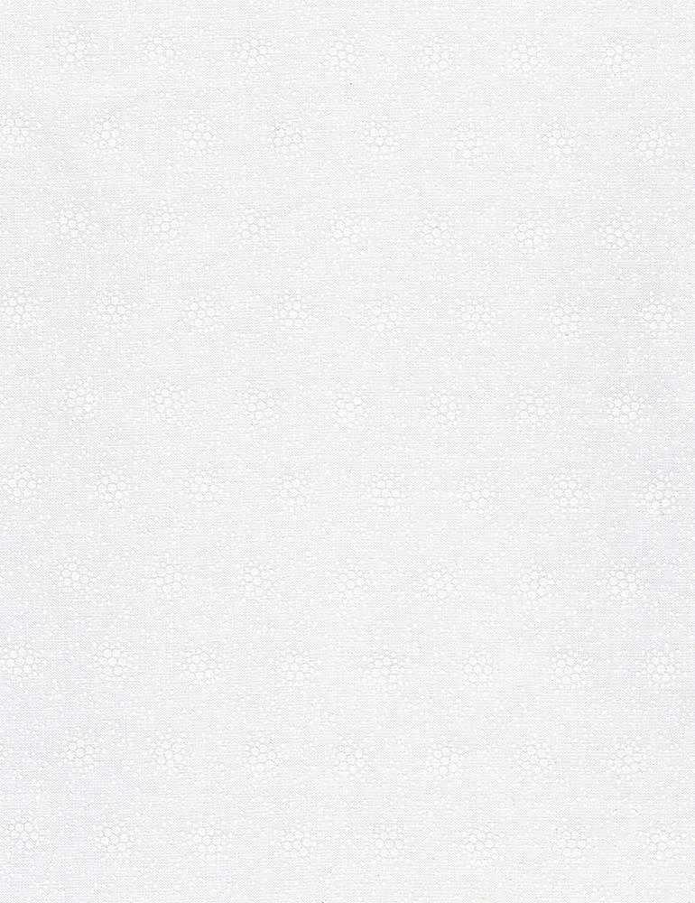 HUE-C8190/WHITE / ANTIQUEFLORALPATTERN