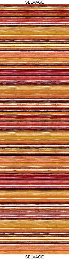 STRIPE-CM8285/MULTI / PEONYMETALLICSTRIPES