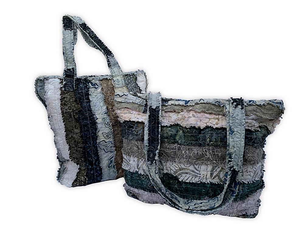 Projects / TONGA CANYON-RAW EDGE BAGS