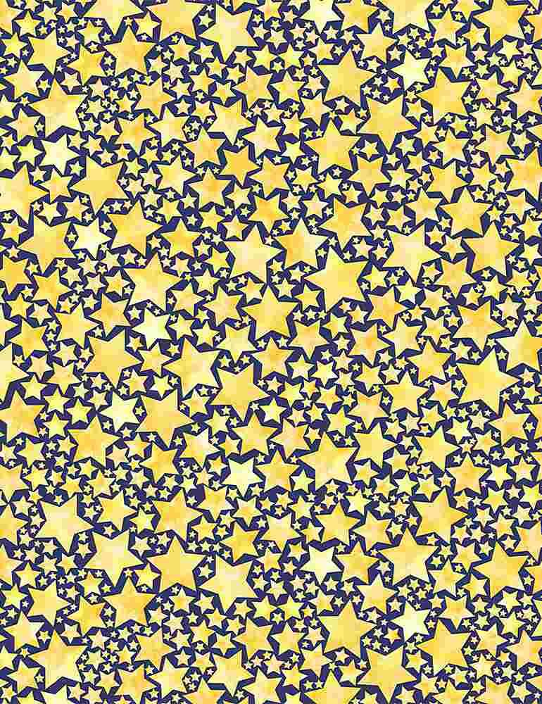 STAR-C8350/YELLOW / PACKEDSTARS