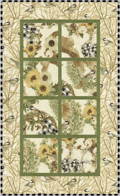 Projects / COUNTRY HARVEST-SEASONAL SQUARE