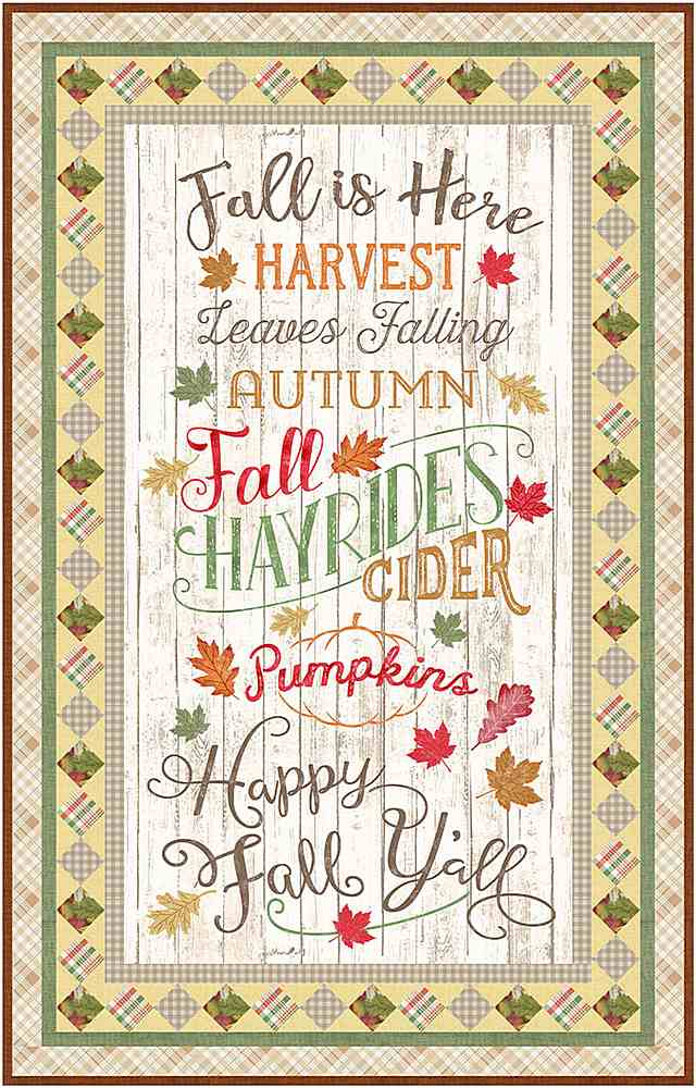 Projects / HAPPY FALL Y'ALL - HOMECOMING