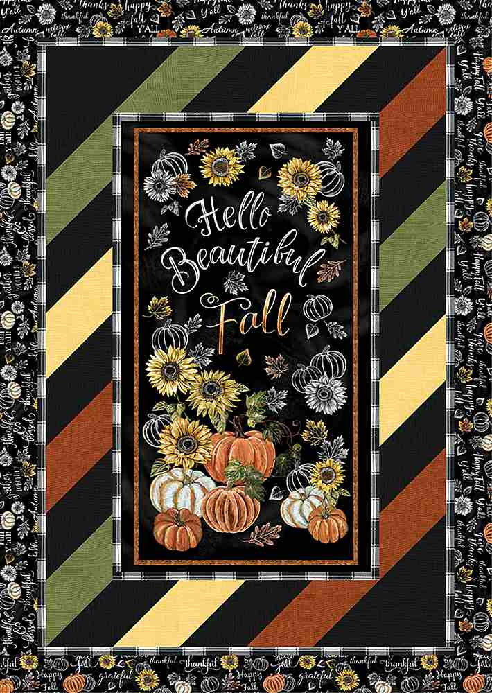 Projects / HELLO BEAUTIFUL FALL-ANGLED UP