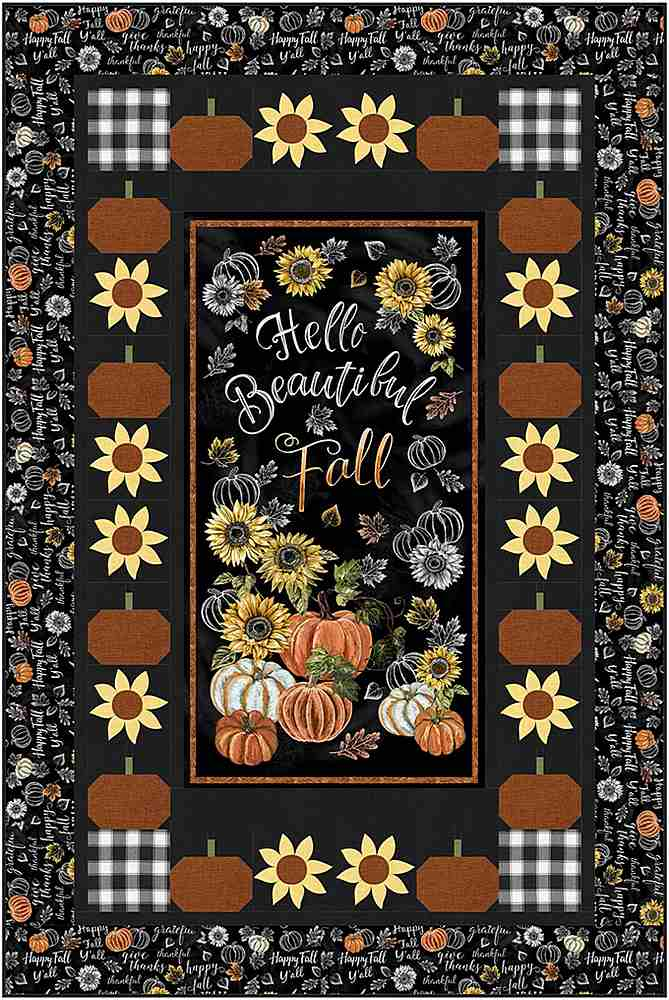 Projects / HELLO BEAUTIFUL FALL-BEAUTIFUL