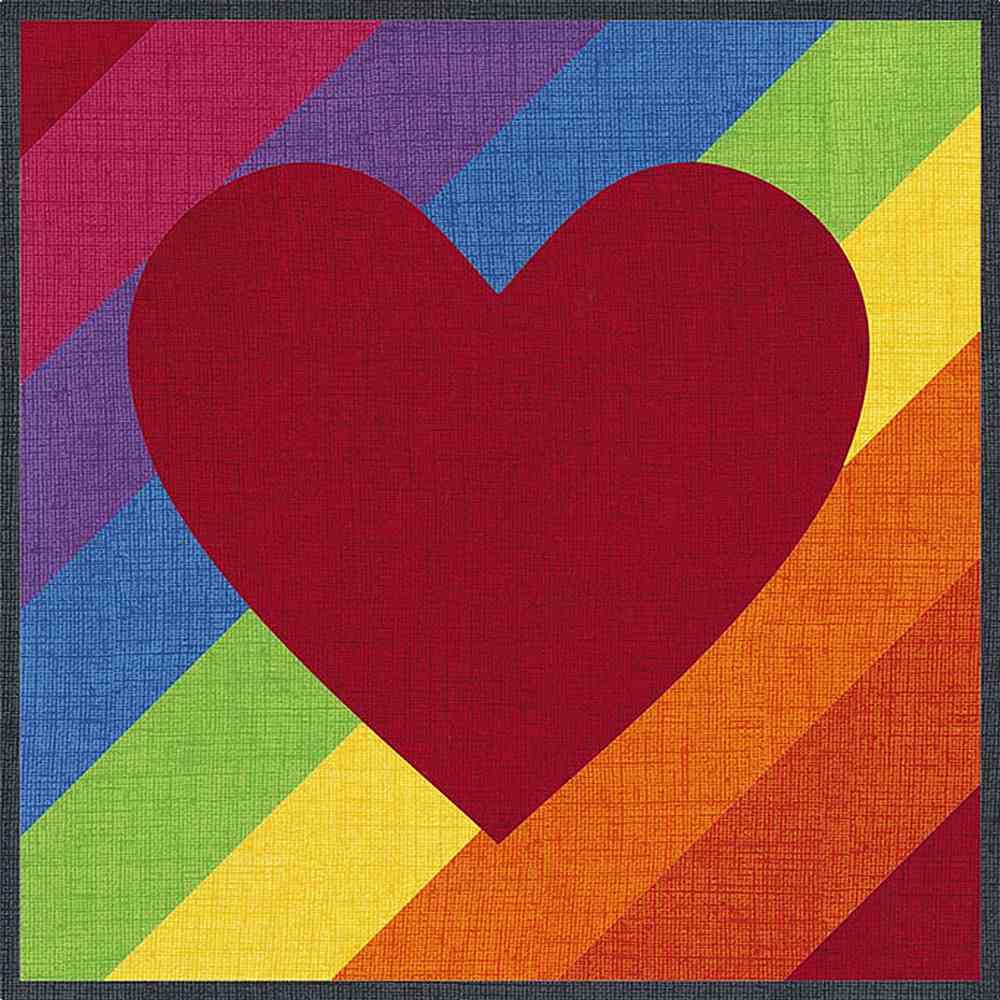 Projects / MIX - RAINBOW HEART
