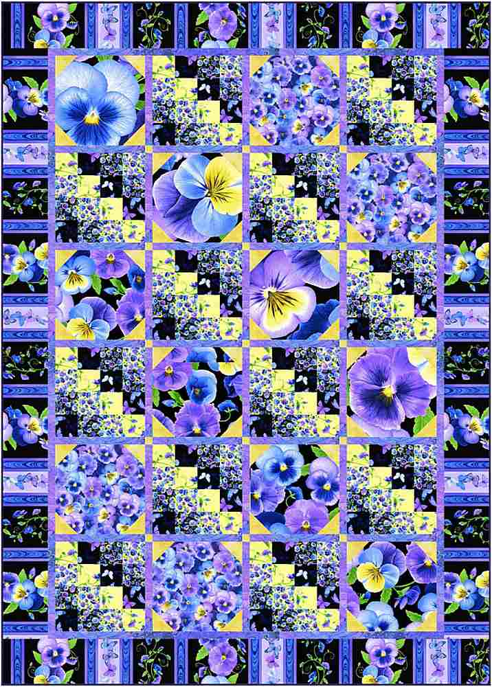 Projects / PANSY PARADISE - PANSIES