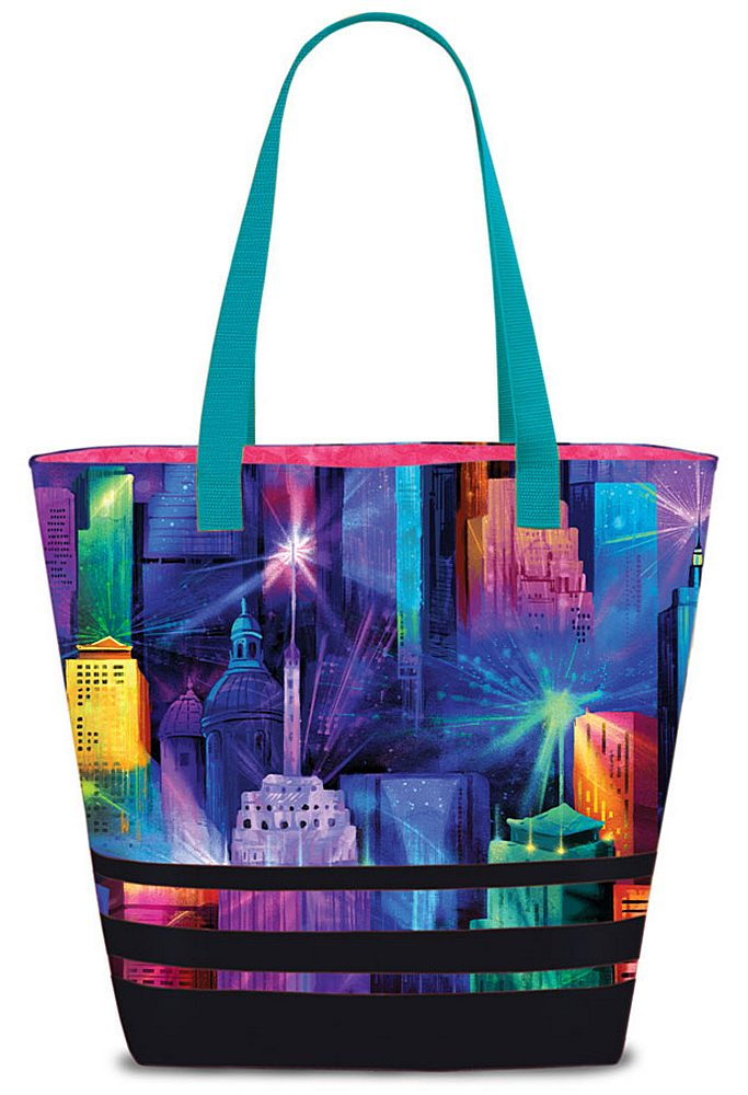 Projects / NIGHTLIFE - ST TROPEZ TOTE