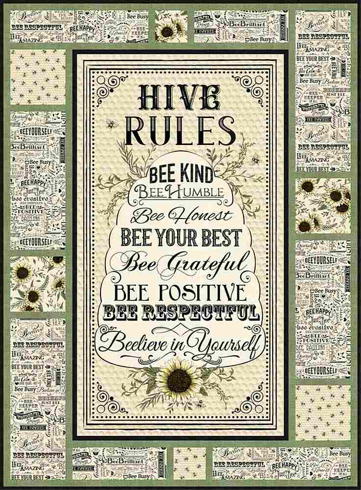 Projects / HIVE RULES - MESSAGE BOARD