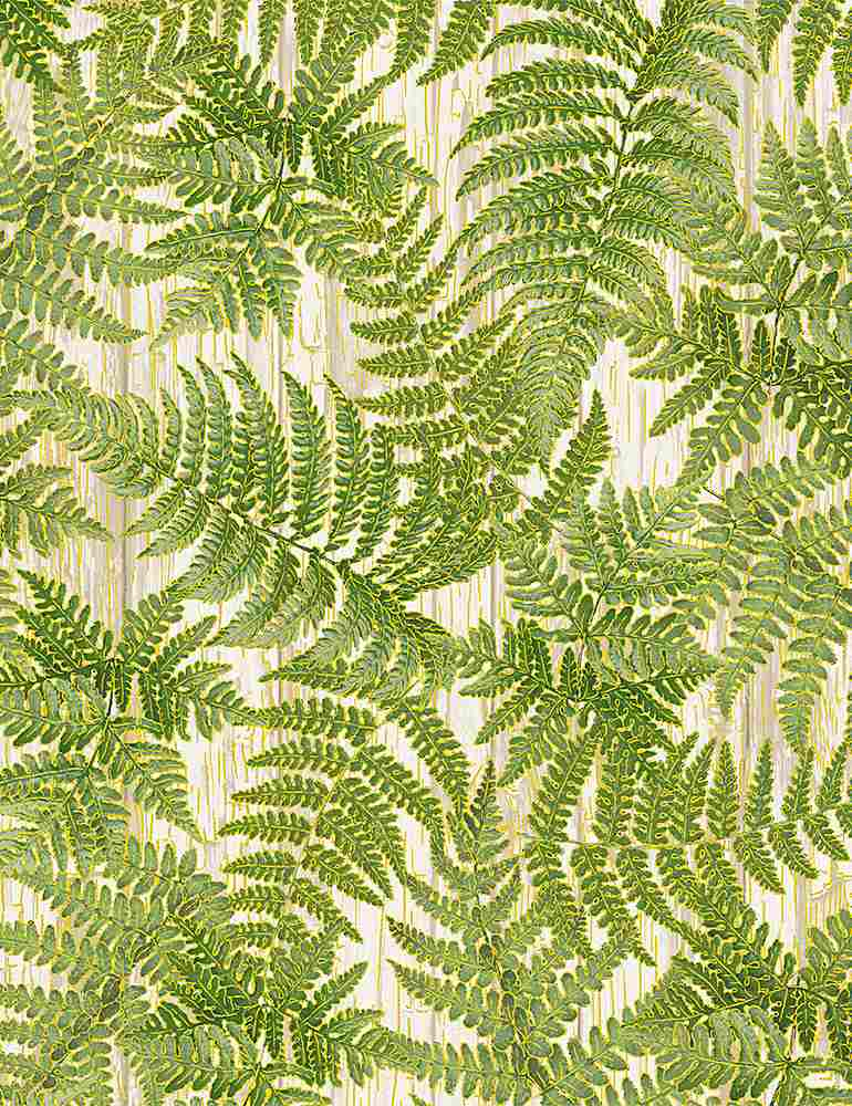 HARVEST-CM8525 / GREEN / PACKED GREEN FERNS