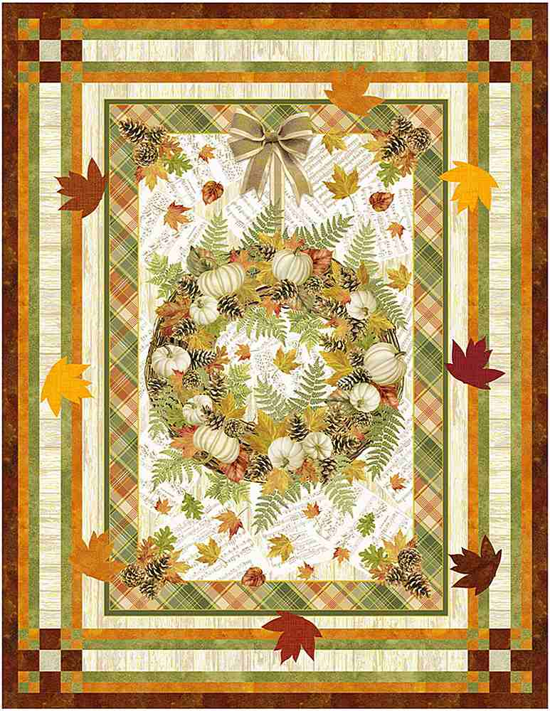 Projects / AUTUMN SYMPHONY - FALL FRAMED