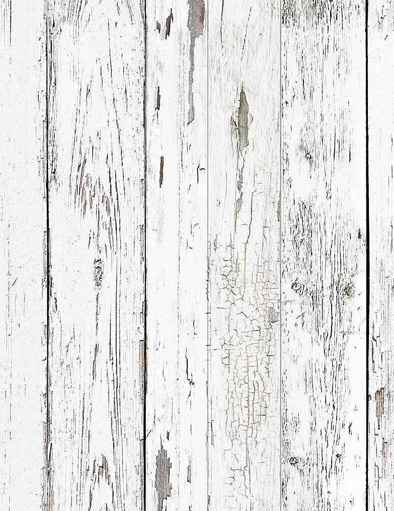 WOOD-C8784 / WHITE / LIGHT HEN HOUSE WOOD STRIPE