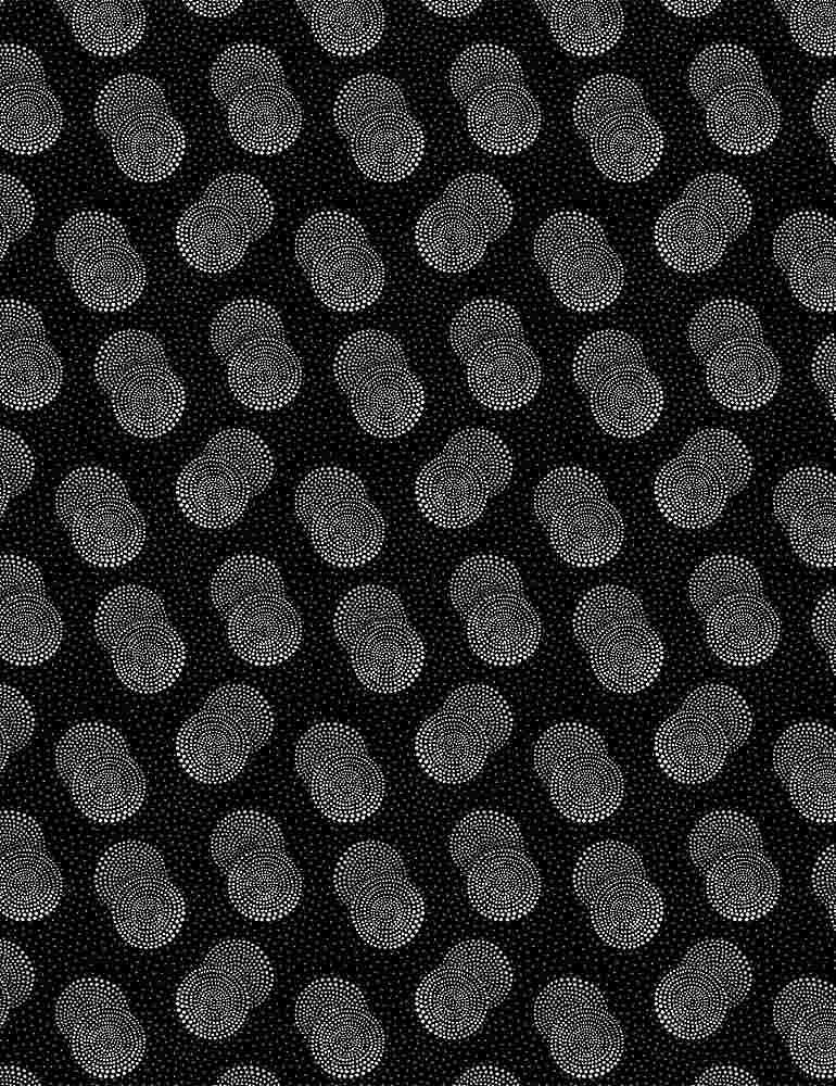 INK-C8731/BLACK / STAMPEDDOUBLEDOTS