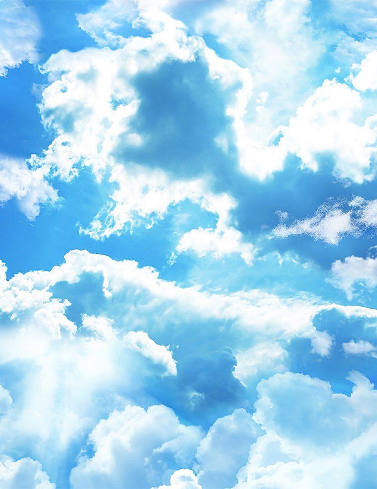 SKY-C8463/BLUE / CLOUDSINSKY