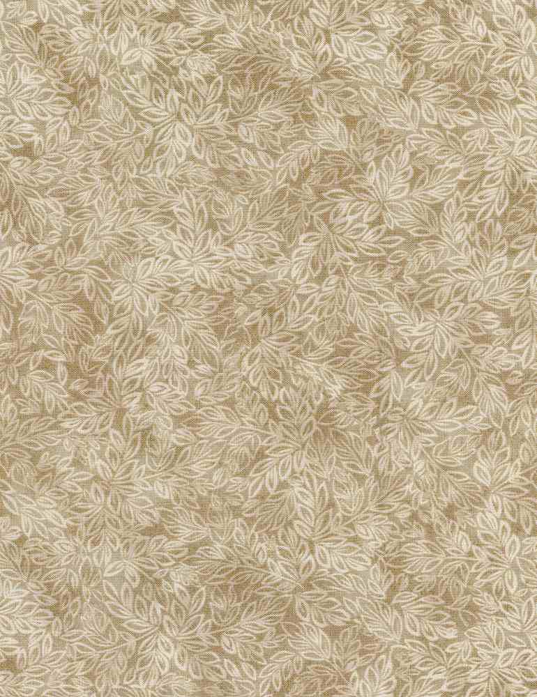 MEADOW-C8500 / TAUPE / 100% COTTON