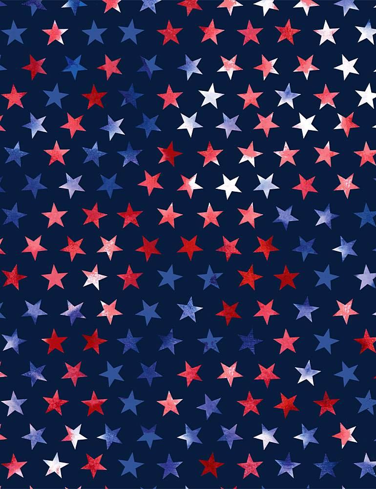 STAR-C8792/USA / TIEDYEPATRIOTICSTARS