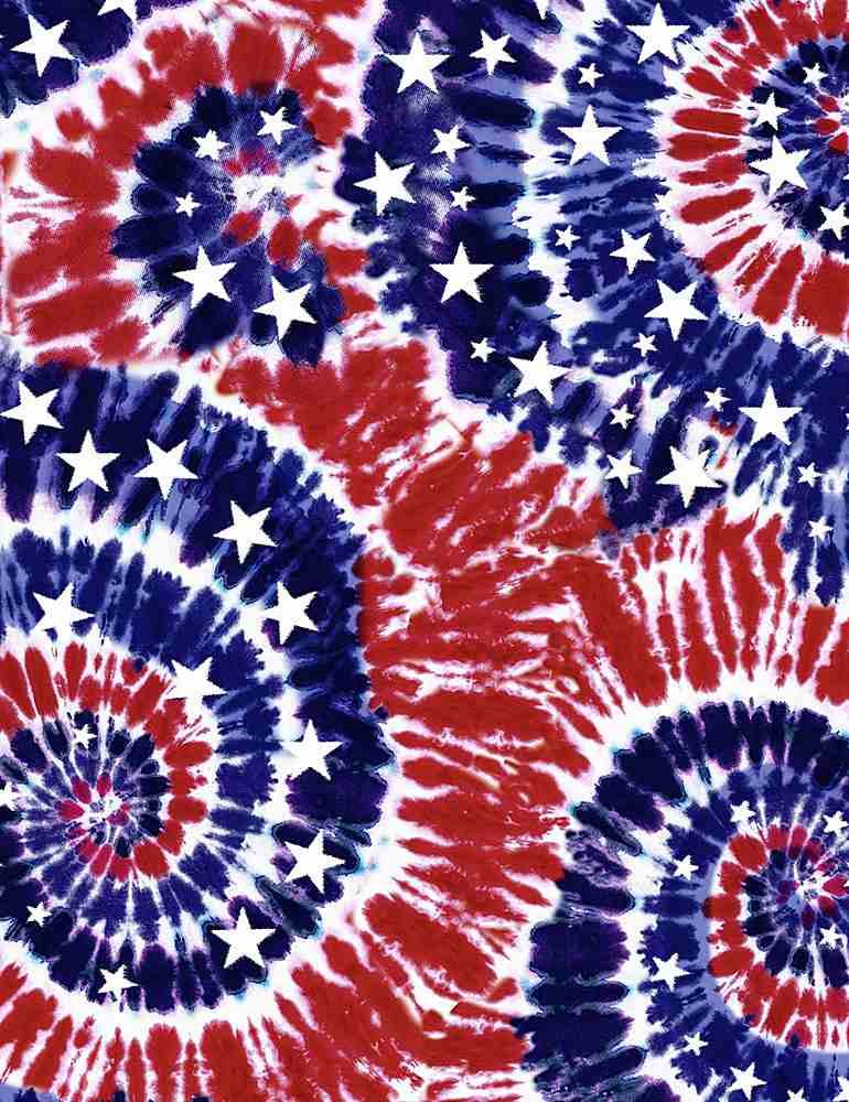 USA-C8790/USA / PATRIOTICTIEDYESWIRLS