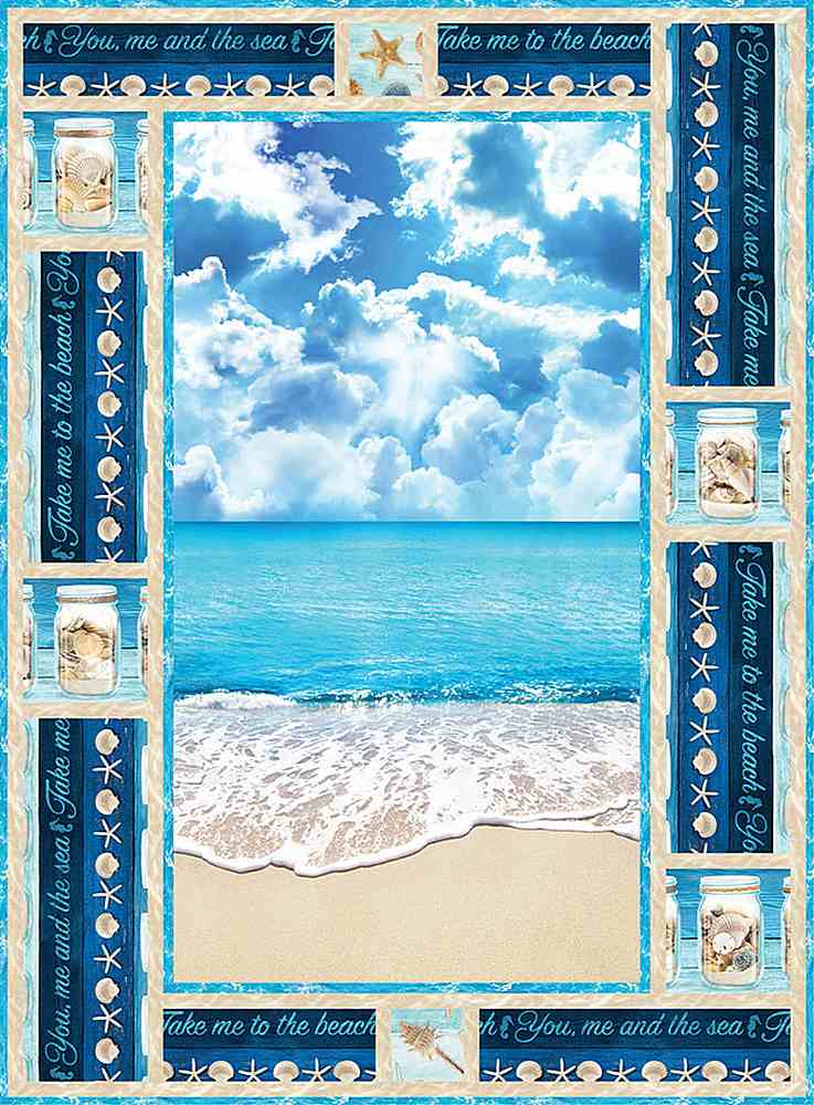 Projects / BEACH DAY - MESSAGE BOARD