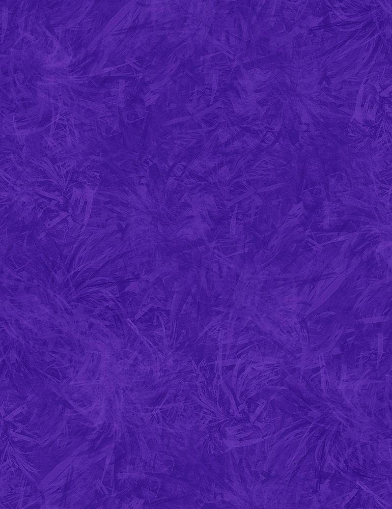 QTI-CD8833 / PURPLE / QUILTER'S TREK SOLID TEXTURE