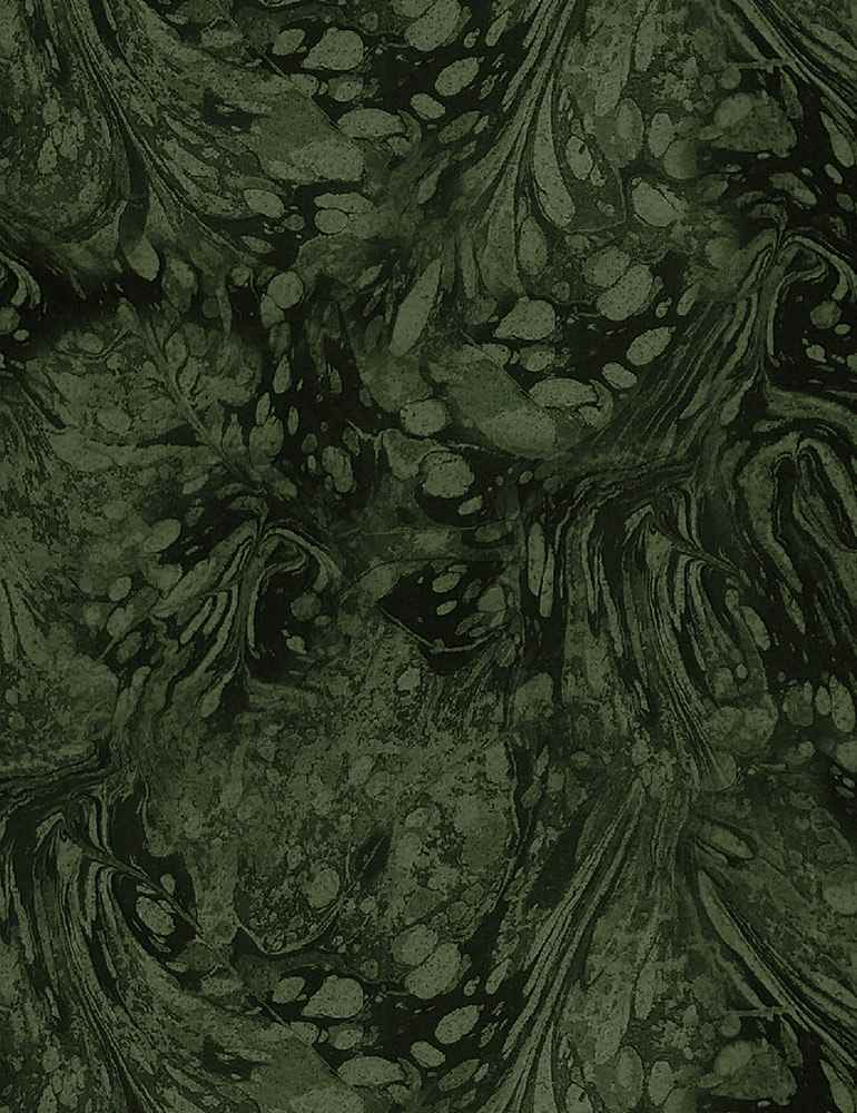 MARBLE-CD8882 / MOSS / PURPLE FLORAL MARBLE TEXTURE