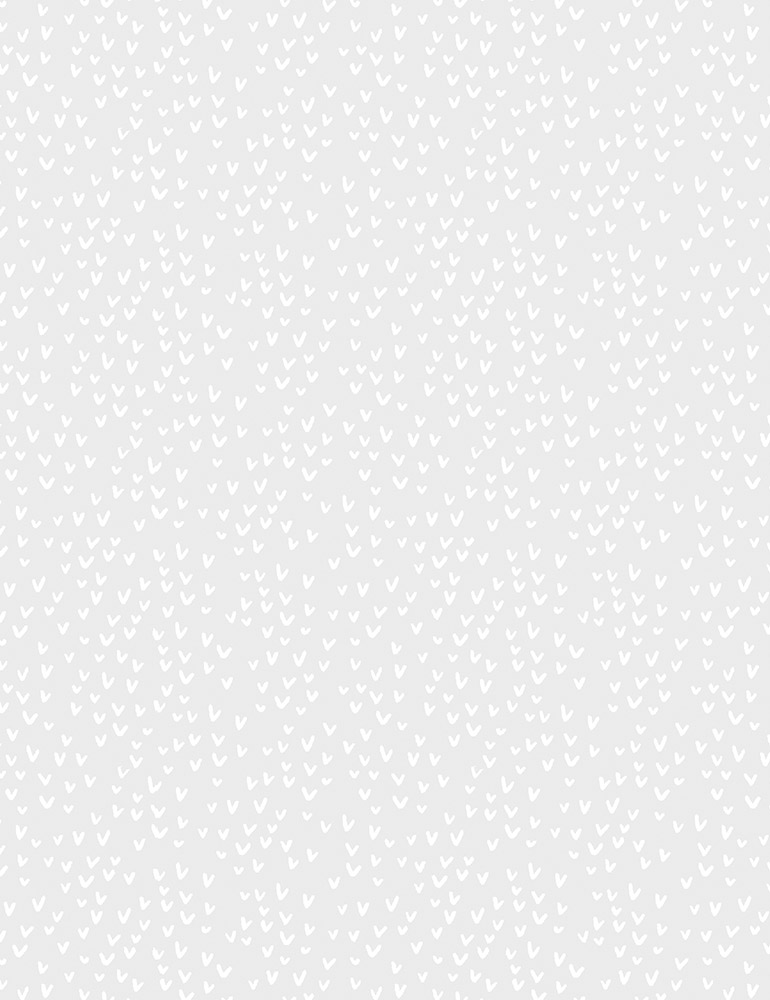 FUN-C8945/GREY / CUTELITTLEDINOSAURFOOTPRINTS