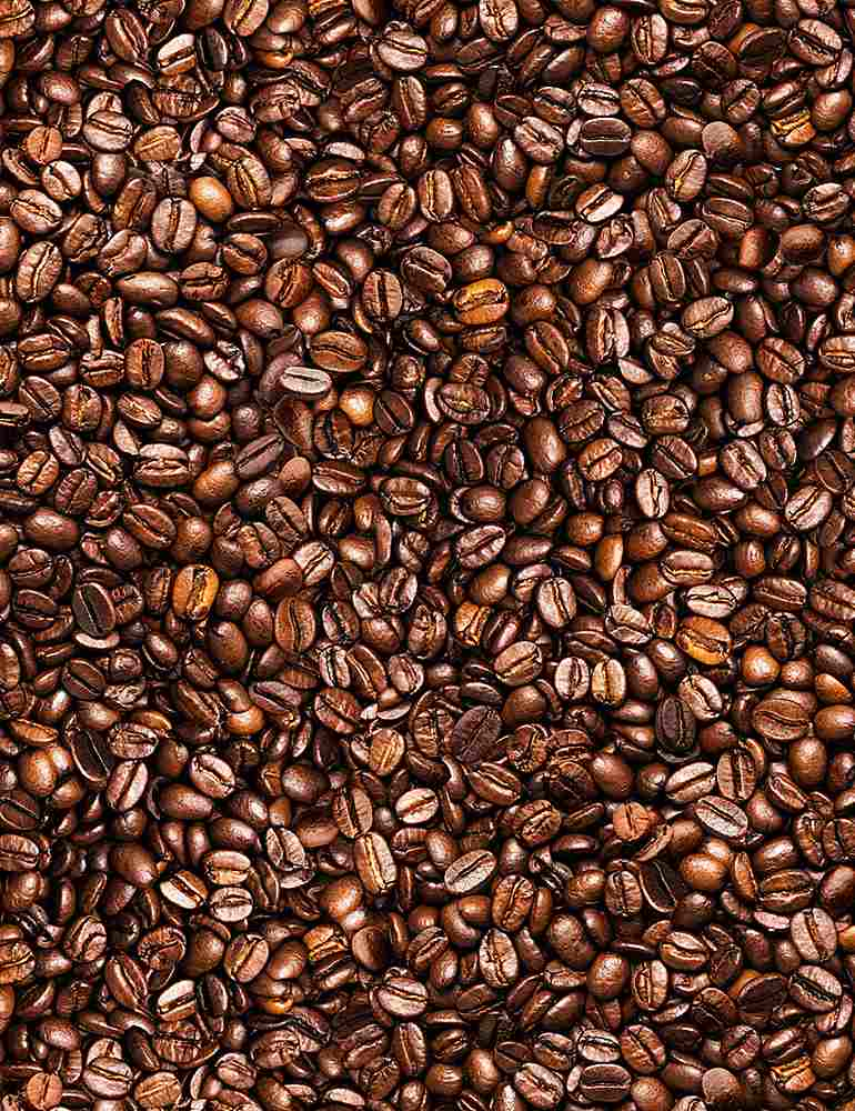 COFFEE-C8958/BROWN / PACKEDCOFFEEBEANS