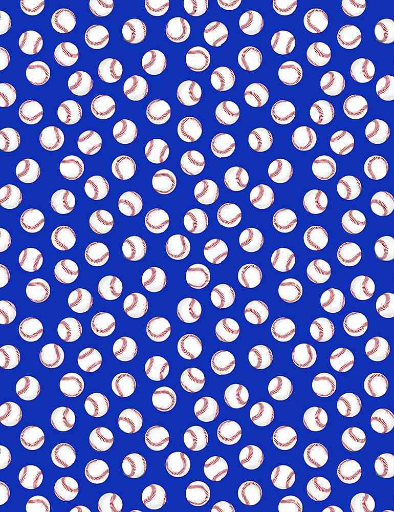 GAIL-CD8891/BLUE / MINIBASEBALLS