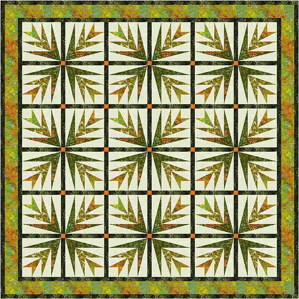 Projects / TONGA PALM TREE- LAVISH LUPINES