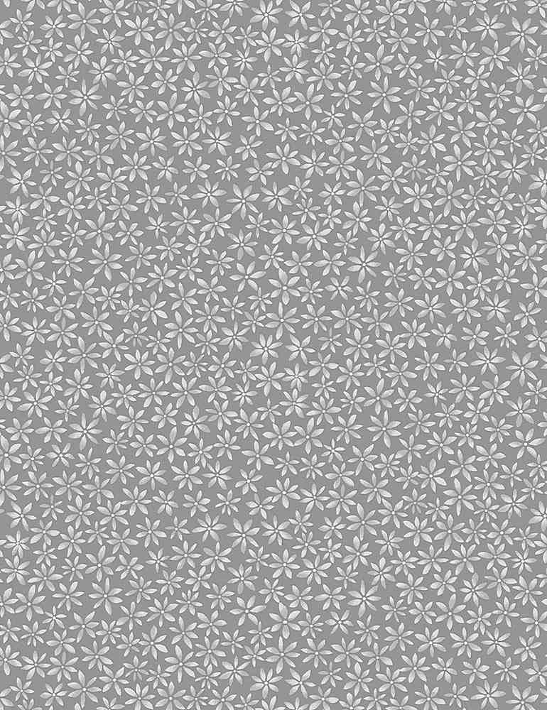 FLEUR-C1127/GREY / TINYFLORALS